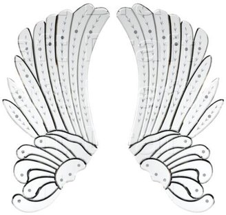 Amelia Wing-shaped Mirrors