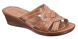 "Hush Puppies Cyprus"" Wedge Sandals"