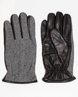Le Château Leather & Fabric Glove