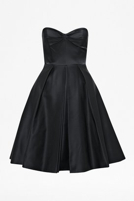 French Connection Duchess Divine Strapless Dress