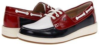 Finn Comfort Cairns - 2475 (Jeans/Nut) - Footwear