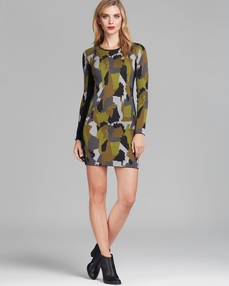 Torn by Ronny Kobo Dress - Taylor Camouflage