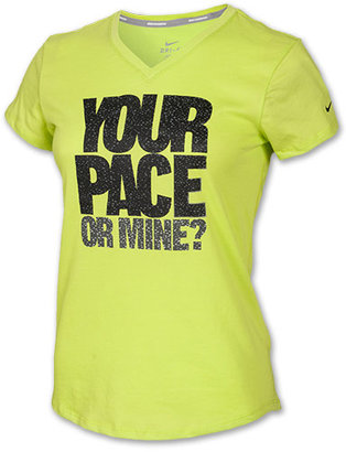Nike Women's Your Pace Or Mine T-Shirt