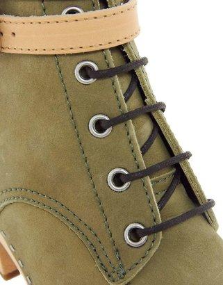 Swedish Hasbeens Combat Boot