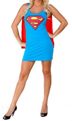 DC Comics Supergirl Sleep Tank With Cape