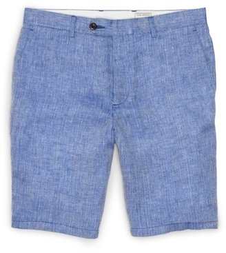 "Club Monaco 10 1⁄2"" Maddox Herringbone Short"