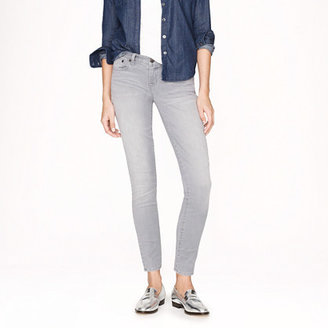 J.Crew Toothpick jean in dolphin grey wash