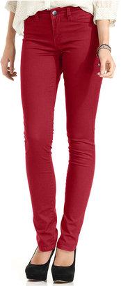 Calvin Klein Jeans Petite Jeans, Skinny Colored, Denim Legging