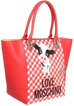 Love Moschino JC4279PP0XKJ0 (Red) - Bags and Luggage