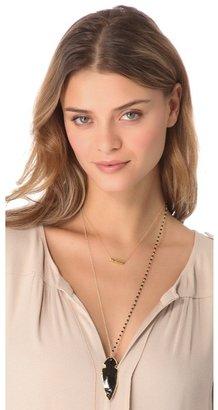 Heather Hawkins Arrowhead Necklace