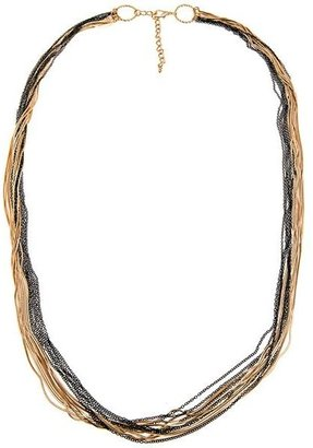 "Cara Accessories 36"" Multi-Strand Necklace"