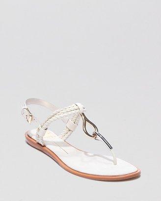 Dolce Vita Sandals - Deli Braided T Strap