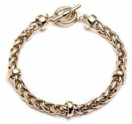 Lauren Ralph Lauren Aid Toggle Chain Bracelet