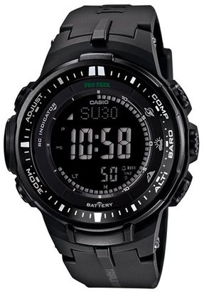 G-Shock 'Pro Trek' Triple Sensor Digital Watch, 47mm
