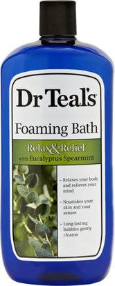 Dr. Teals Eucalyptus Foaming Bath $5.49 thestylecure.com