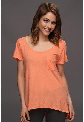 Graham & Spencer Velvet by Keturah02 Women's Short Sleeve Pullover