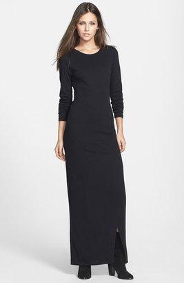Leith Long Sleeve Knit Maxi Dress
