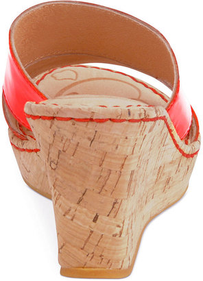 Born Shoes, Zefira Platform Wedge Sandals