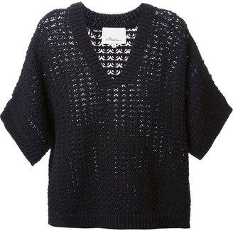 3.1 Phillip Lim short sleeved sweater