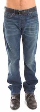 Simon Spurr Pipe Leg 3 Year Wash Denim