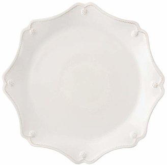 Juliska Berry & Thread Scallop Charger Plate