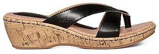 Bolo Siette Comfort Thong Sandals