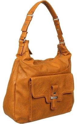 Ecco Albertville Hobo Bag (Saffron) - Bags and Luggage