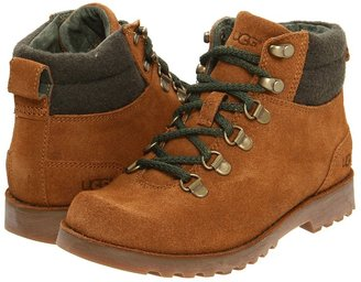 UGG Barelo (Little Kid/Big Kid) (Chestnut) - Footwear