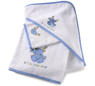 Bathtime by Chortex Baby Towel Set - 3-Piece, 500gsm