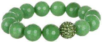 The Cool People Dee Berkley for Mint To Be Bracelet (Green) - Jewelry