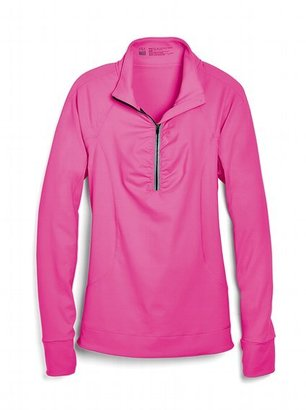 Victoria's Secret VSX Sport Ruched Half-zip Jacket