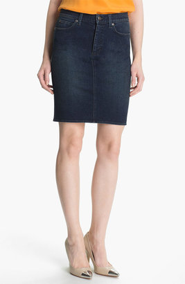 Vince Camuto Two by Denim Pencil Skirt