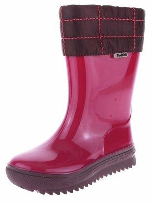 Romika RomiKids half skirt rubber boots Pink Pink (fuchsia-auberg. 481) Size: 24 EU (7 Kinder UK)