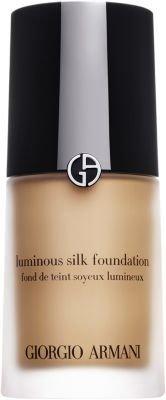 Armani Women's Luminous Silk Foundation - Beige-NUDE $64 thestylecure.com