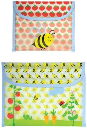 Bumble Bee green sprouts by i play Garden Sandwich & Snack Bag 2 pk
