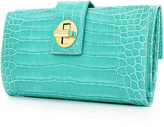 Tiffany & Co. Continental Wallet