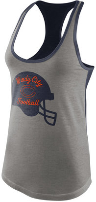 Nike Women's Chicago Bears Helmet Graphic Tank Top
