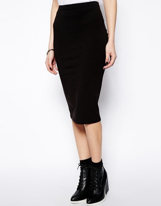Asos TALL Pencil Skirt In Jersey