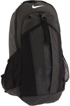 Nike Ultimatum Max Air Utility Backpack (Black/Black/White) - Bags and Luggage