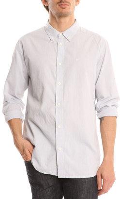 Wrangler Classic Button Down Light Blue Shirt