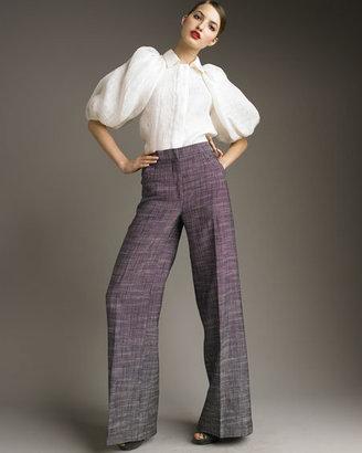 Giambattista Valli Full-Leg Pants