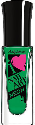 Sally Hansen I Heart Nail Art Neon Nail Color
