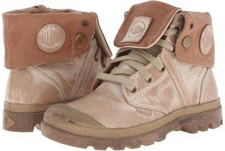 Palladium Pallabrouse Baggy L2 (Khaki/Tan) - Footwear