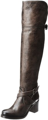 Frye Women's Kelly Over The Knee Motorcycle Boot