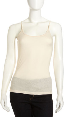 Velvet by Graham & Spencer Knit Camisole, Vanilla