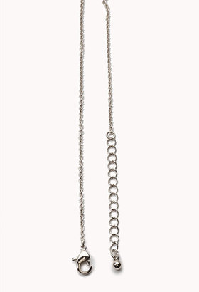 Forever 21 Voila! Chain Necklace