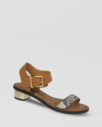Sam Edelman Exotic Sandals - Trina Low Heel