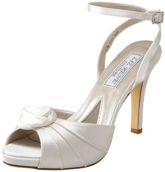 Liz Rene Couture Women's Rose Ankle Wrap Sandal