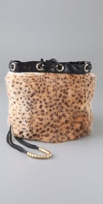 Foley + Corinna Lucky Leopard Pouch