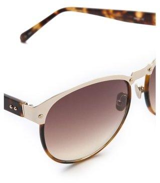 Linda Farrow Luxe Windsor Sunglasses